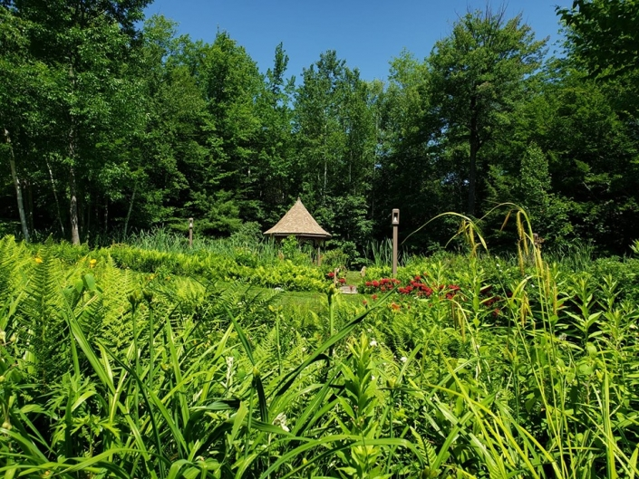 Nordic Village Gardens And Grounds