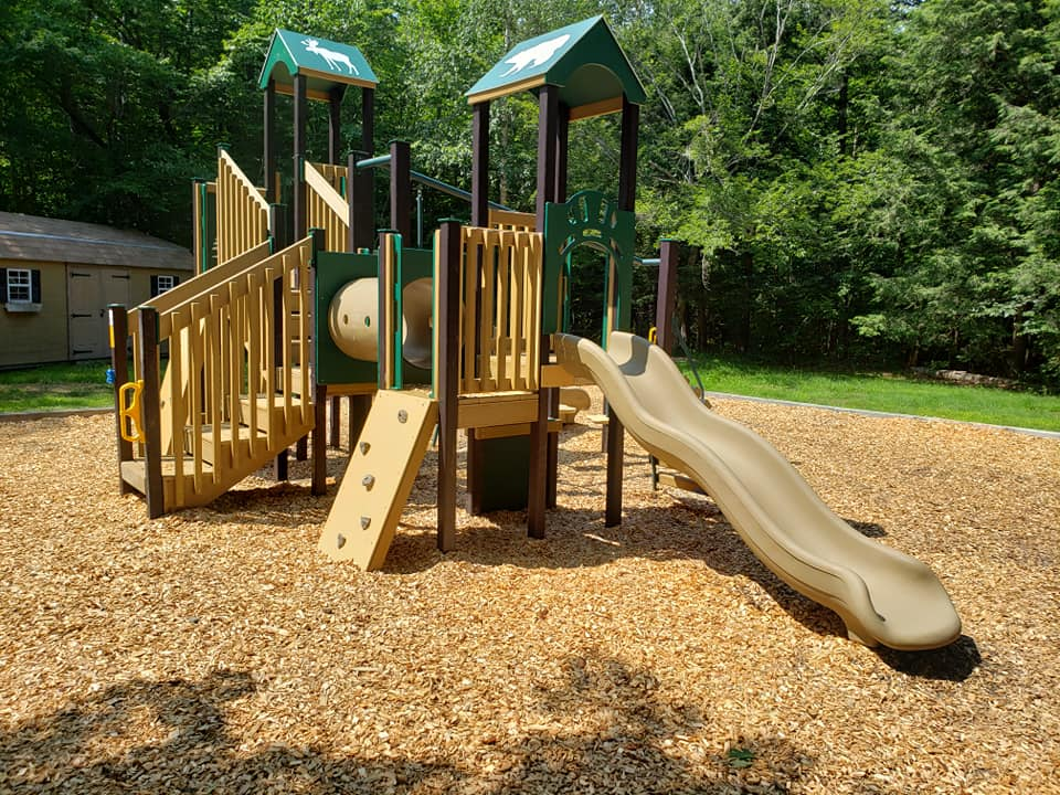 Childrens Family Play Area At Nordic Village Resort Jackson NH