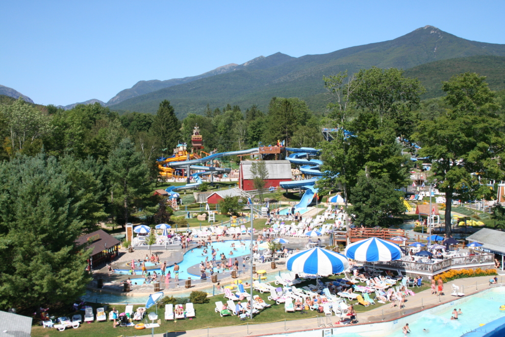 Whale's Tale Water Park White Mountains NH Attraction